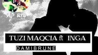 TUZI MAQCIA (rap rise) & INGA - DAMIBRUNE - album sruli sichume - (rap rise 2012)