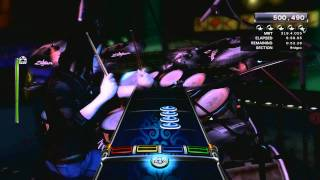 Rock Band 3 Custom - Viridan / White Walls - Pro Drums Autoplay