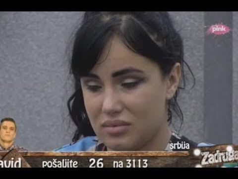 Aleksandra POBEGLA iz Davidove kuće: OVO JE KRAJ! Spakovala kofere...VRISAK I PLAČ