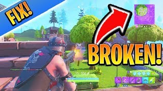 This is SO BROKEN in Fortnite! Fortnite Ps4/Xbox BEST Tips and Tricks! (How to Win Fortnite)