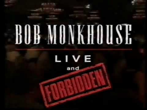 Bob Monkhouse Live and Forbidden