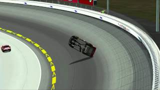 Jamie McMurray - The Texas Twister