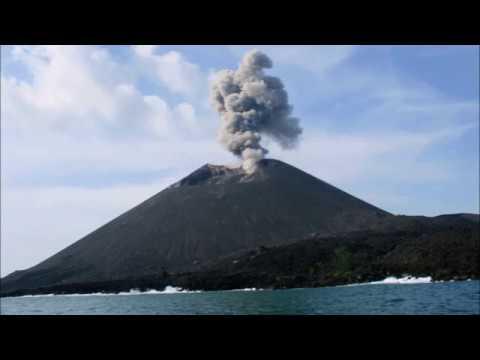 Вулкан-убийца проснулся. Страшные последствия извержения вулкана.