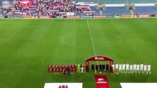 Gibraltar v Poland 2014