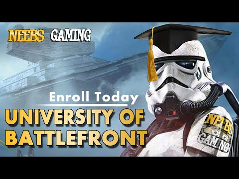 StarWars Battlefront - Learning To Play