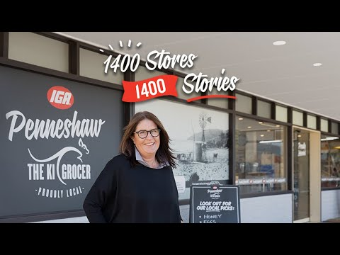 Saving An Island Store – IGA Penneshaw