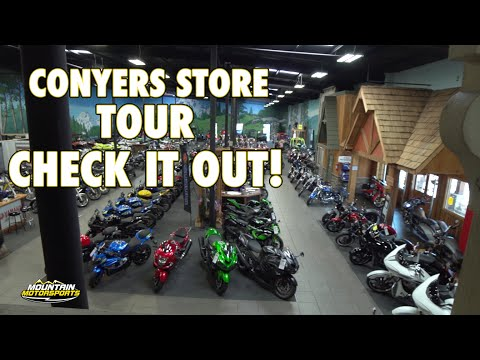 MMS: Conyers Store Tour
