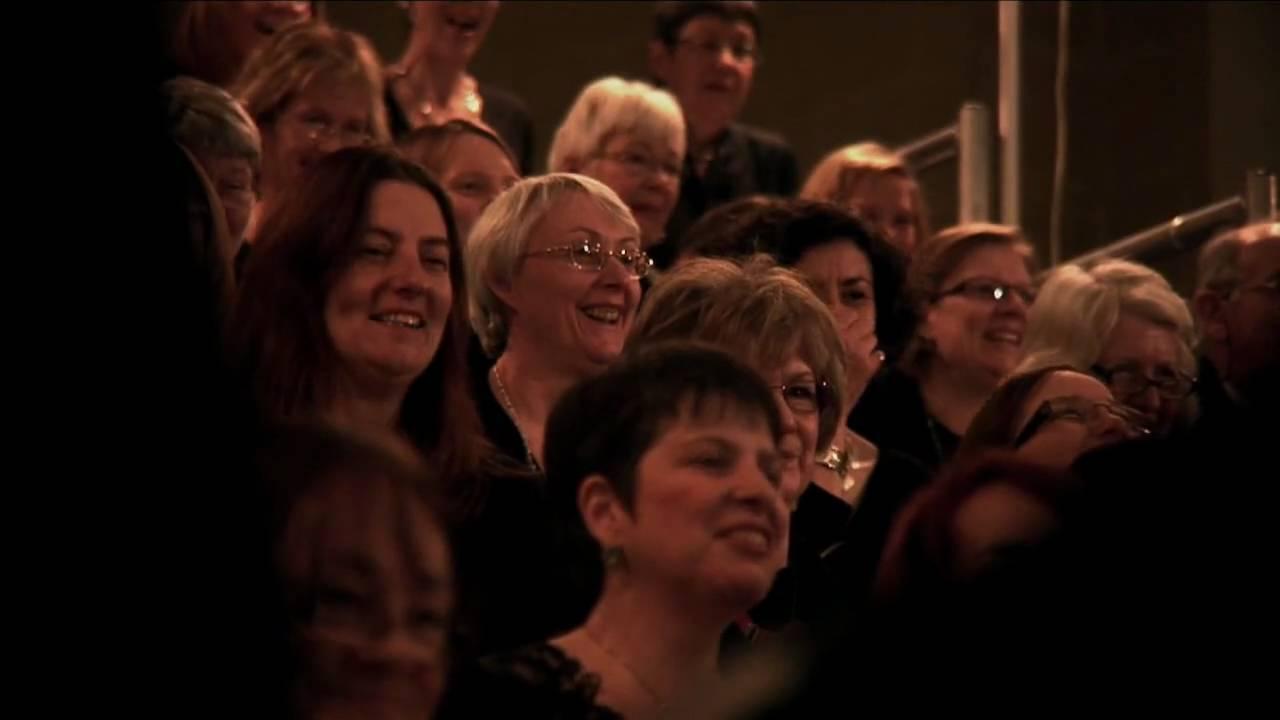 Hertfordshire Chorus - Passionate about Singing - YouTube
