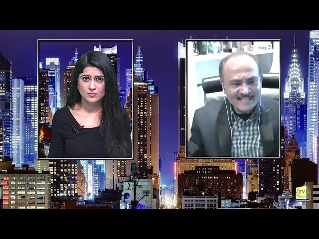 Dr. Tushar Patel on Surge in Coronavirus Cases and Vaccine Rollout  - New Jersey