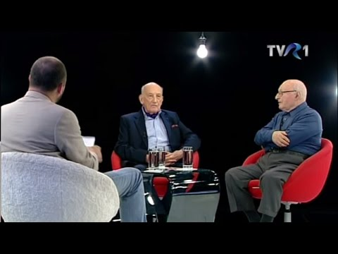 Garantat 100% cu Solomon Marcus şi Neagu Djuvara - a doua ediţie (@TVR1)