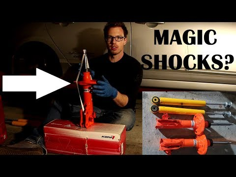 Everything You Need to Know About Installing Koni Shocks on an 8th Gen Honda Civic