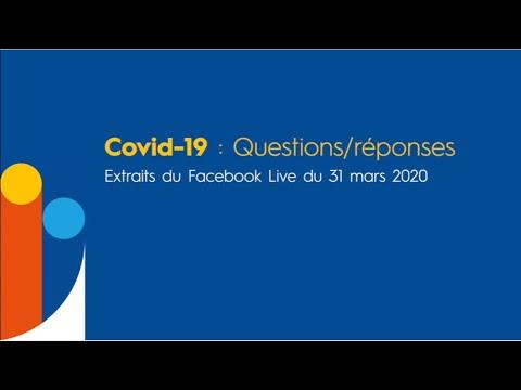 Covid19 – Questions/réponses emploi à domicile