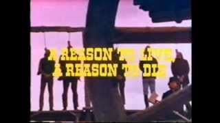 A Reason to Live, A Reason to Die (1972) - TV Spot