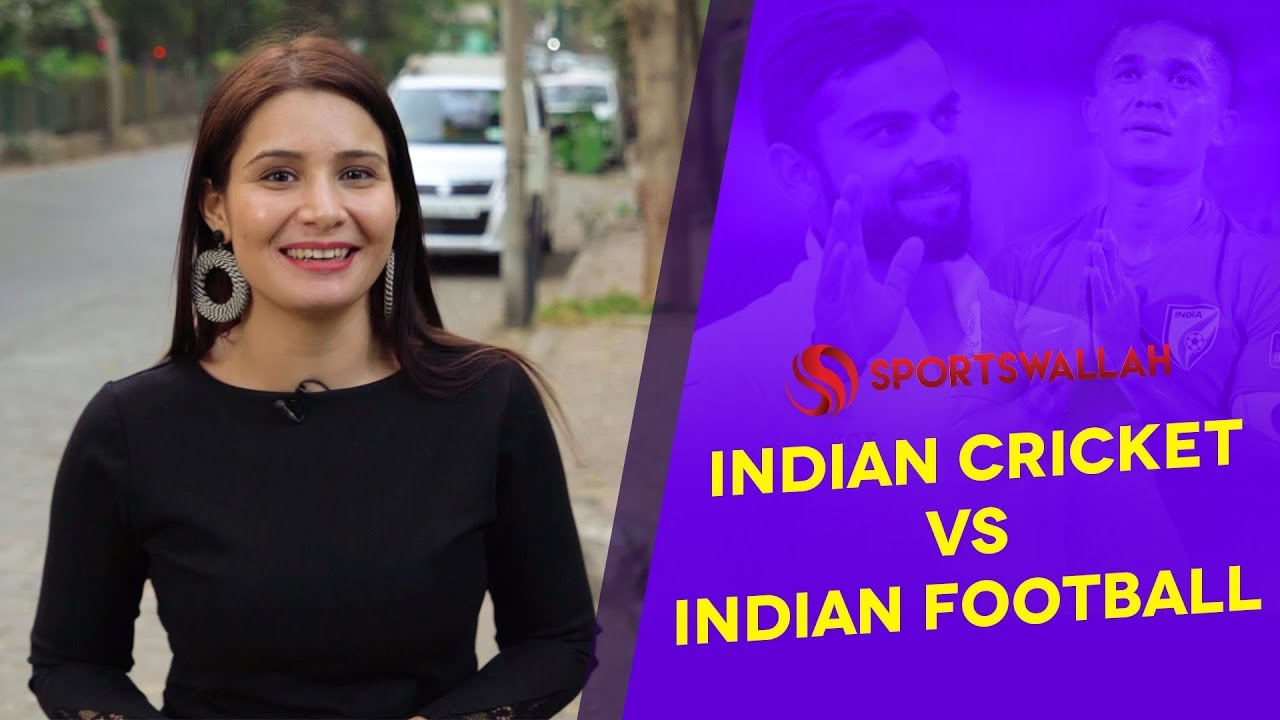 Indian Cricket vs Indian Football - Sportswallah On Streets!