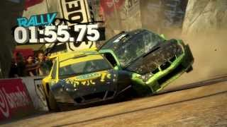 Dirt 2 Crashes, Thrill and Spills Part 1