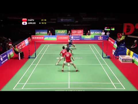 Highlight World Champion 2011 Cai Yun/Fu HaiFeng