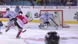 Spengler Cup 2012 demi-finale Team Canada vs Fribourg-Gottéron