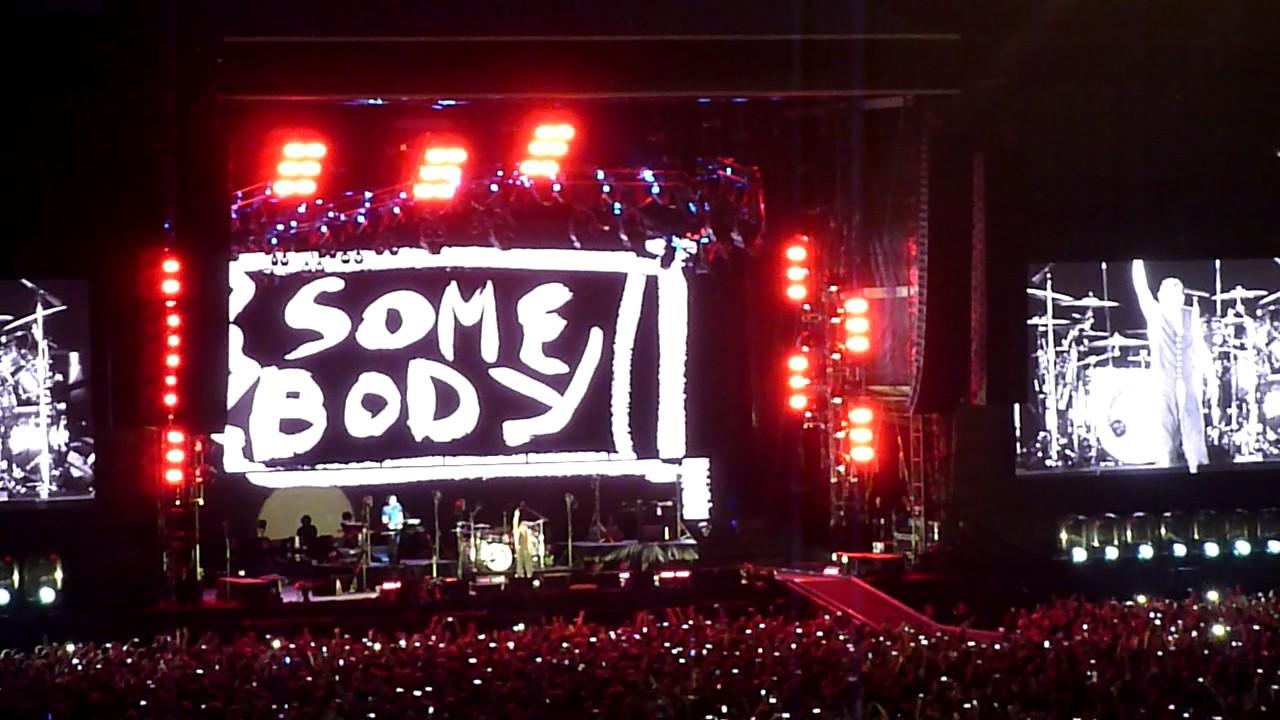 somebody live depeche mode