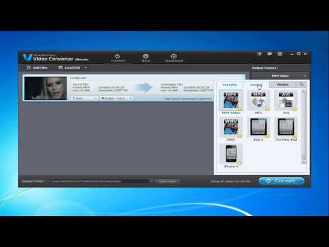 How to Convert MP4 to MPEG2