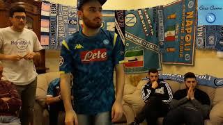 Napoli - Arsenal 0-1  18-04-2019  (Casa Cuomo Europa League)