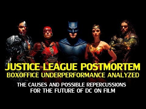 Justice League Underperformance: Causes and Repercussions