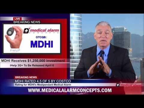 MDHI Breaking News Alert
