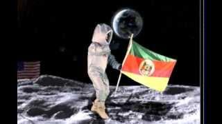Um gaudério no espaço