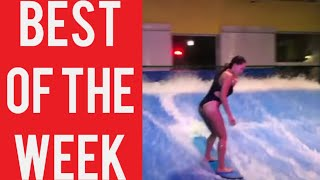 Surfing Girl Fail and other funny videos! || Best fails of the week! || May 2020!