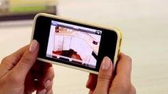 Domadoo - Présentation de la caméra WiFi Netcam de Belkin