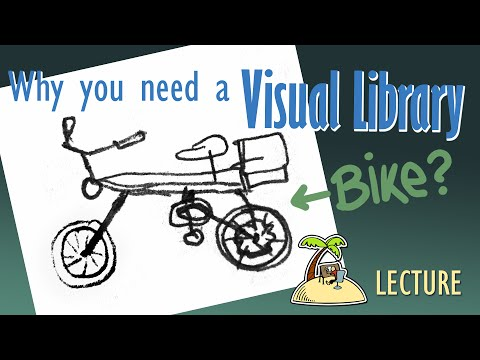 Visual Library - Boost your art and animation skills