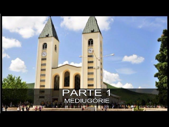 DVD MEDIUGÓRIE - APRESSAI A VOSSA CONVERSÃO - PARTE 1 - MEDIUGÓRIE