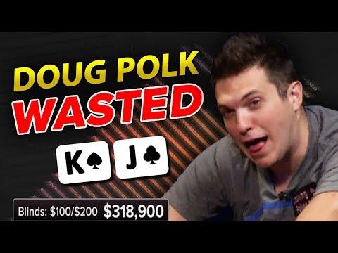 DOUG POLK'S DRUNKEST TV APPEARANCE | S6E27