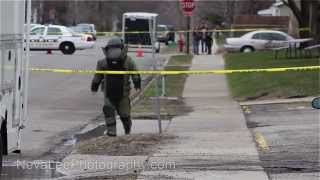 5/4/2013 Saint Cloud, MN Pipe Bomb B-Roll