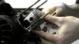ScooterNations - Fitting A 70cc Cylinder Kit/Big Bore Kit
