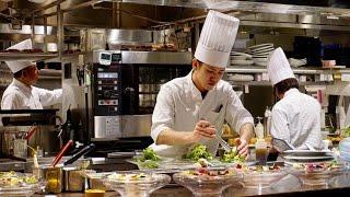 Vlog Токио| Французский Michelin, Болтаю о японской кухне))