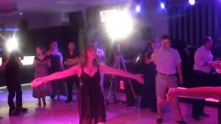 кавказкая свадьба в Израиле ЛиЗгИнКа