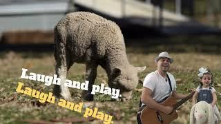 """ Mary had a Little Lamb| Nursery Rhyme| BlackBerry Jam Kids Music"