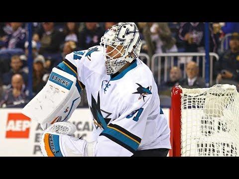 NHL: Goalies Trying to Score