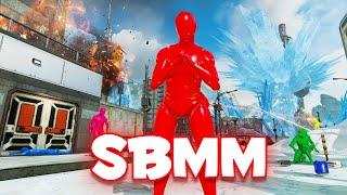 SBMM in Apex Legends...