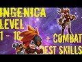 Monster Legends | Ingenica | Level 1 to 100 | Ingenica's Forge Secrets