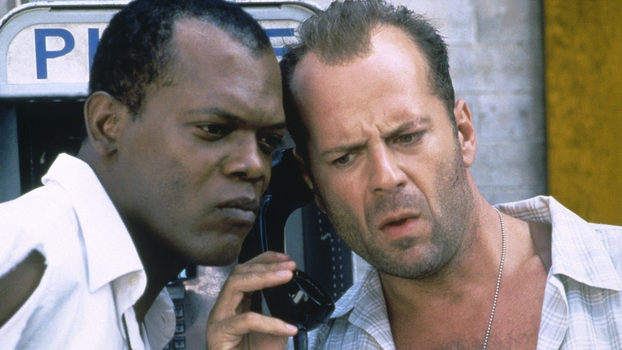 Official Trailer Die Hard With A Vengeance 1995 Youtube