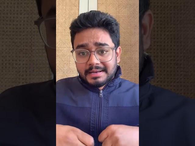 Faculty Testimonial - Prasanth Sistla