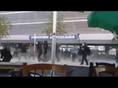 TÖDLICHE MESSERATTACKE: Rechte Randale in Chemnitz