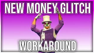 NEW SUPER EASY MONEY GLITCH WORKAROUND (XBOX1/PS4) GTA 5 ONLINE 1.46 UNLIMITED MONEY GLITCH