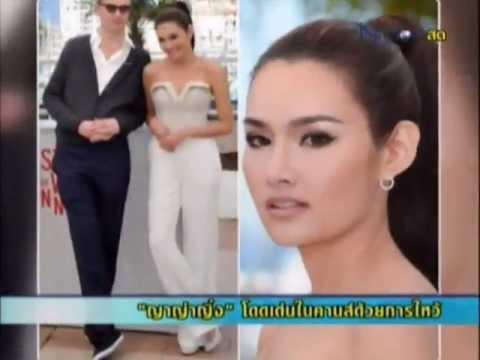 Yayaying Rhatha Phongam in Cannes 2013 Only God Forgives Festival de Cannes  Du 15 au 26 mai 2013