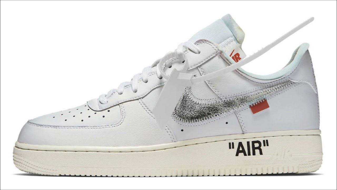 big sale e8ee2 01ed2 The 'ComplexCon' Off White x Nike Air Force 1 Low May Be Releasing Again  Official imagery surfaces