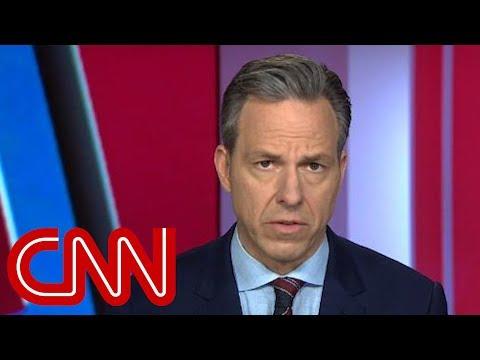 Tapper calls out Trump's pardons: There's no sense of shame