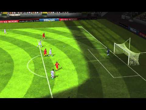 FIFA 14 Android - Deutschland VS Ghana