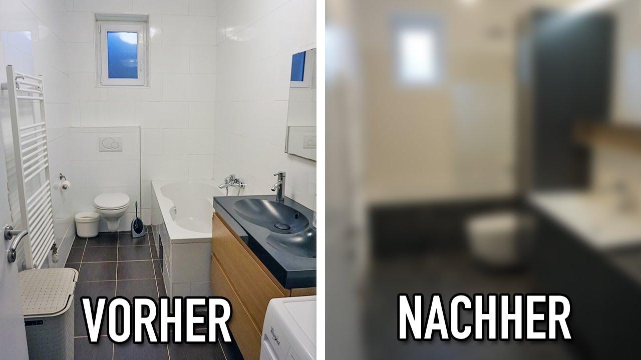 Download Unser NEUES Geberit Badezimmer 🛁 | Von der Baustelle 🚧bis ...