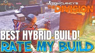 The Division THE BEST NINJABIKE HYBRID BUILD FOR PVP RATE MY BUILD #6